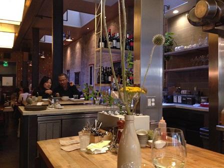 Alan brown s food and travel blog day 14 petaluma to san for Food bar petaluma