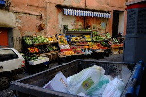 naples our local_fruit and vegetable stall