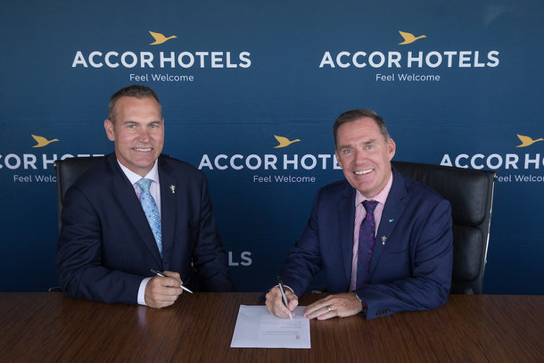 Rlwc 2017 Partnership Announcment With Accor Hotels Sydney
